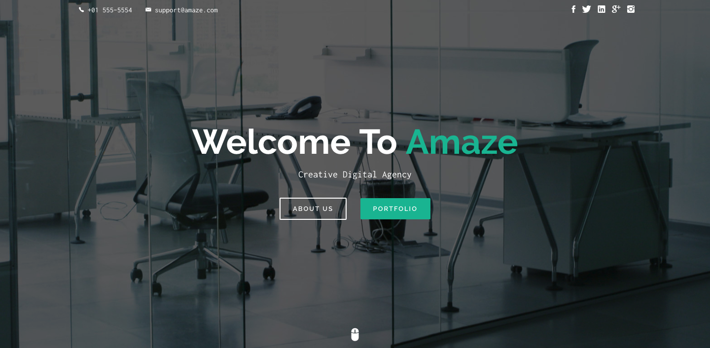 Amaze - Creative One Page Parallax WordPress Theme.png
