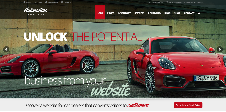 Automotive Car Dealership & Business WordPress Theme.png
