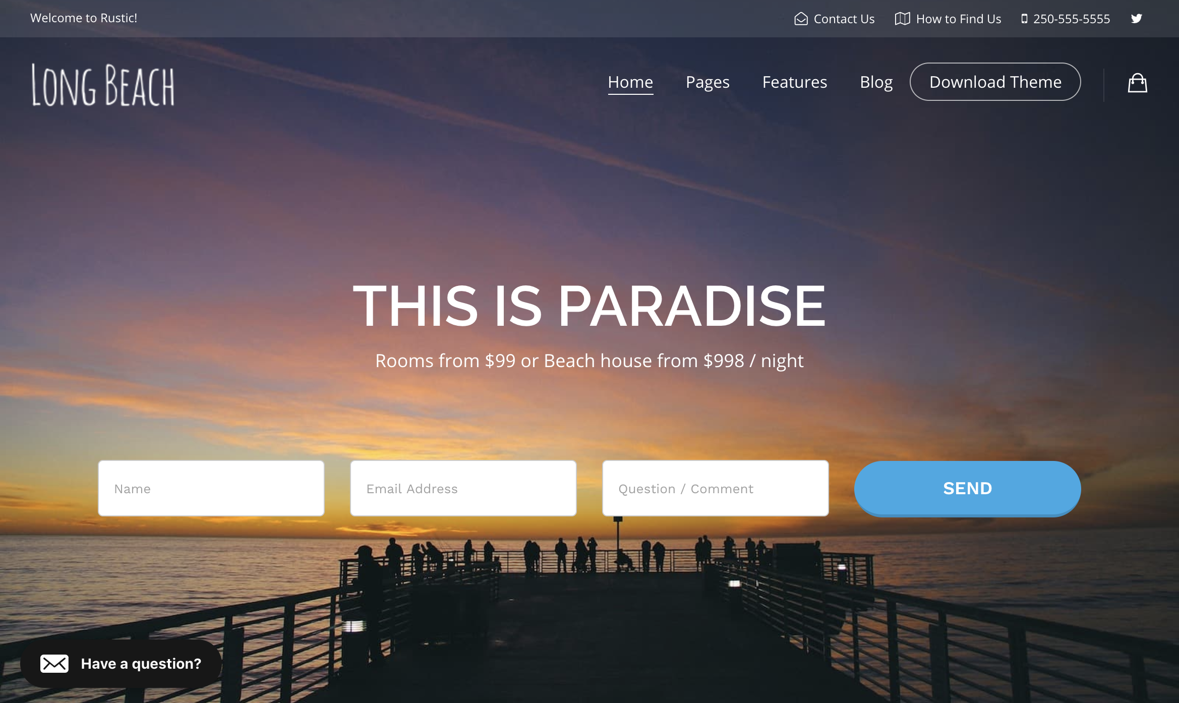 Beach House – Bellevue Hotel + Bed Breakfast Booking Theme.png