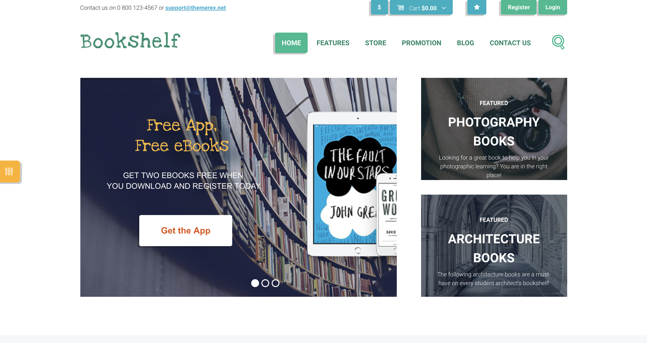 Bookshelf | Books & Media Online Store WordPress Theme.png