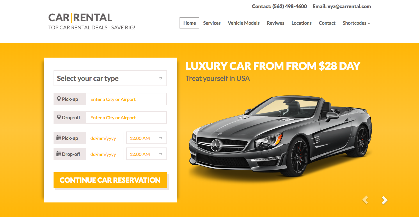 Car Rental – Landing page wordpress theme.png