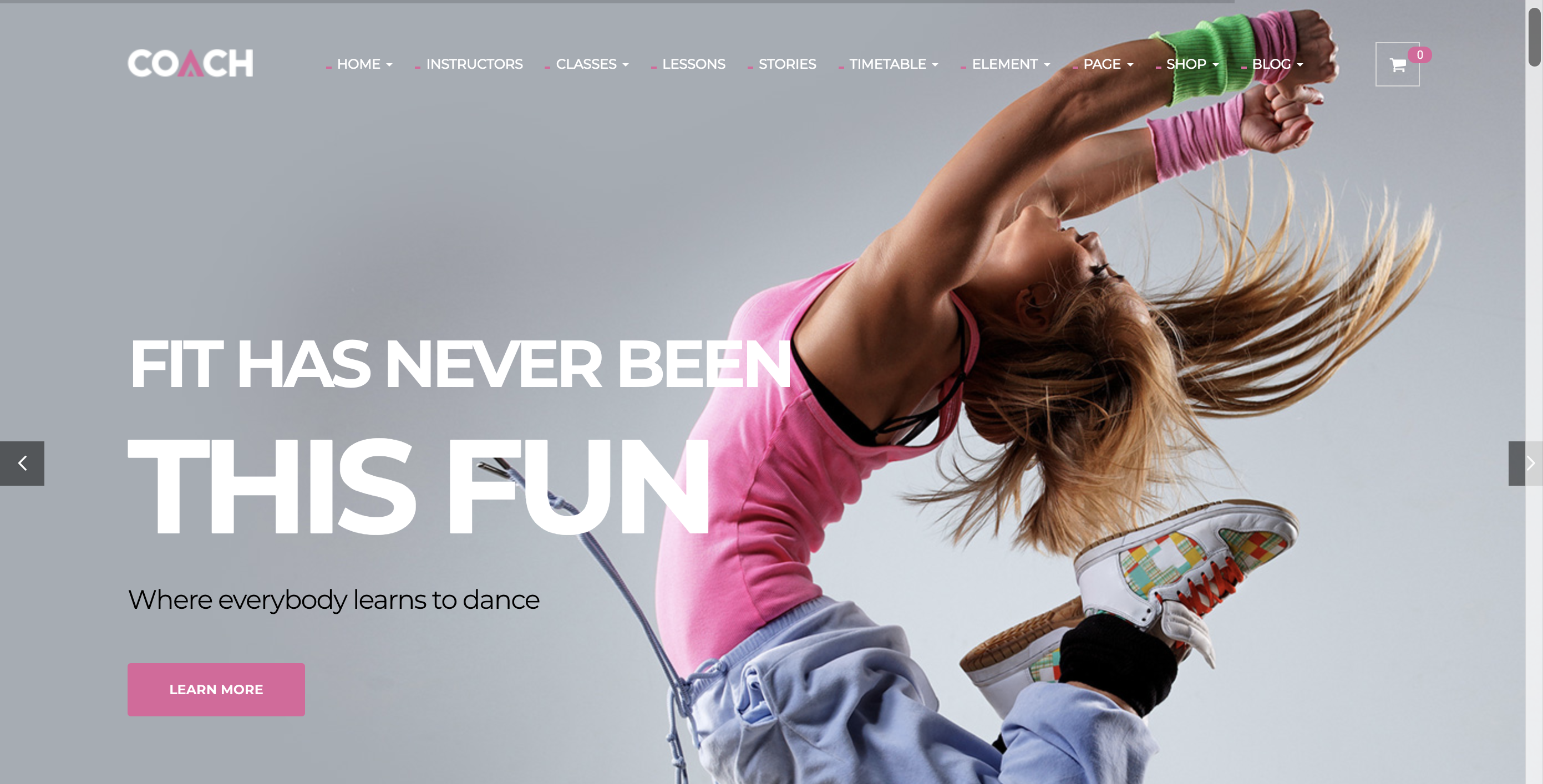 Coach - Sport Clubs, Fitness Centers & Courses WordPress Theme.png
