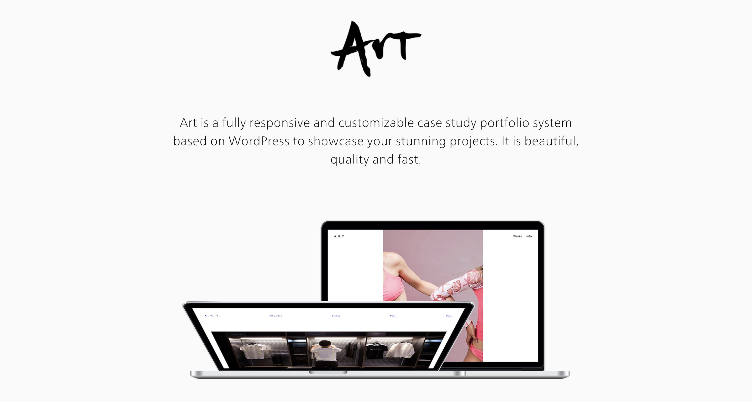 Entry of ART WordPress Theme – The Best Simple Clean Portfolio Template.png