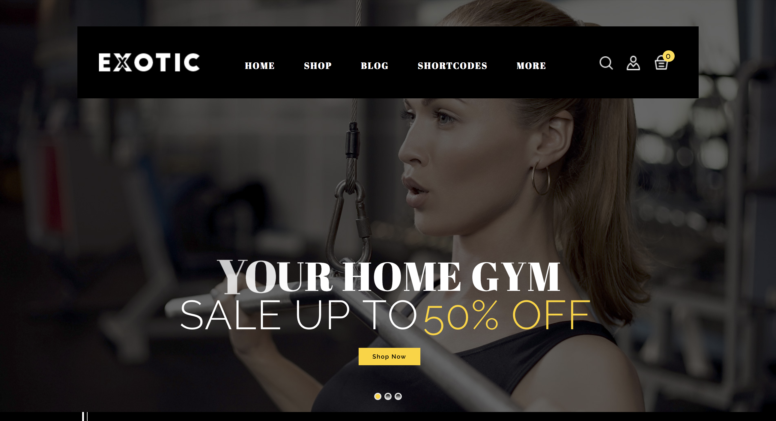 Exotic gym fitness store Responsive WooCommerce Theme.png