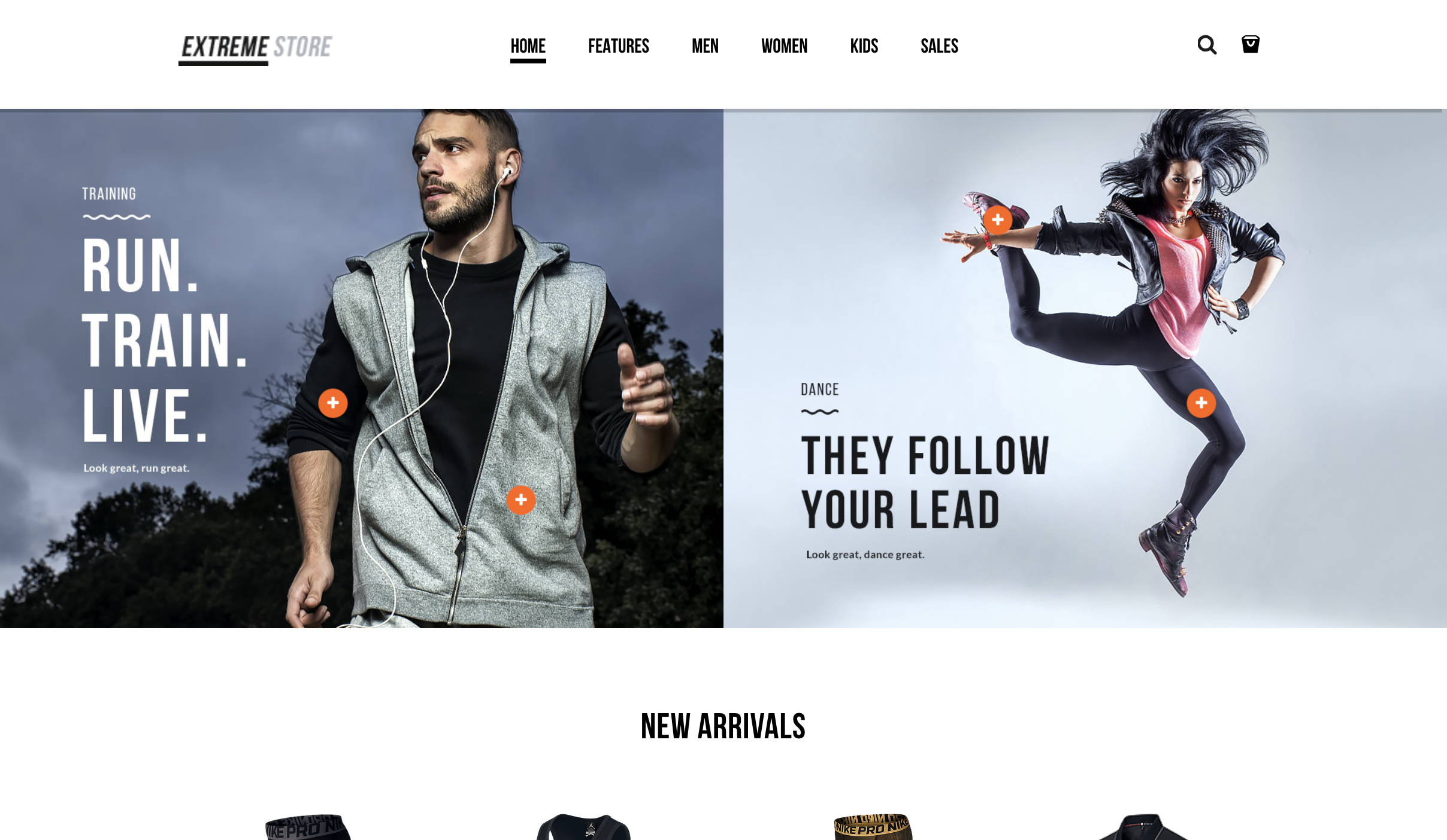 Extreme | Sports Clothing & Equipment Store WordPress Theme.png