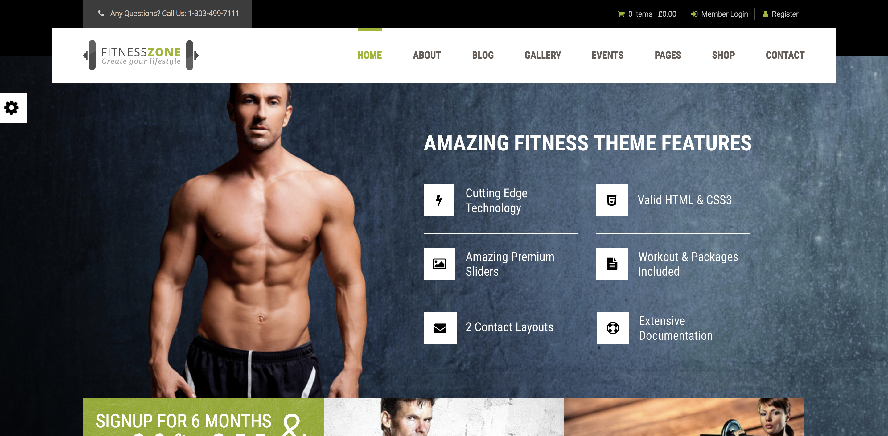 Fitness Zone | Gym & Fitness Theme, perfect fit for fitness centers and Gyms.png