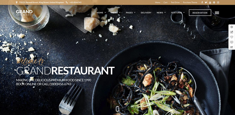 Grand Restaurant | Restaurant WordPress for Restaurant.png