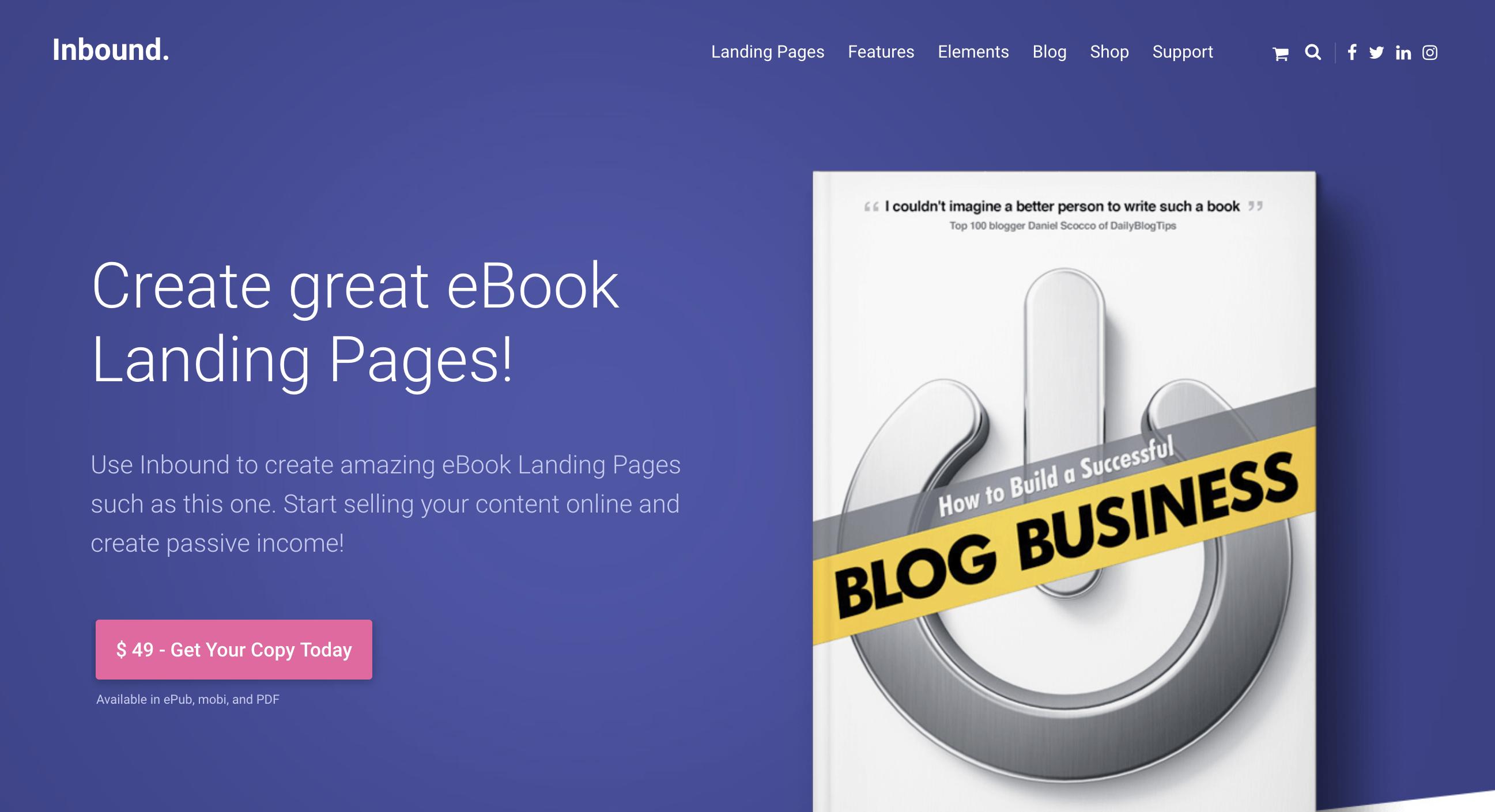 Inbound – eBook – Inbound WordPress Landing Page Theme.png