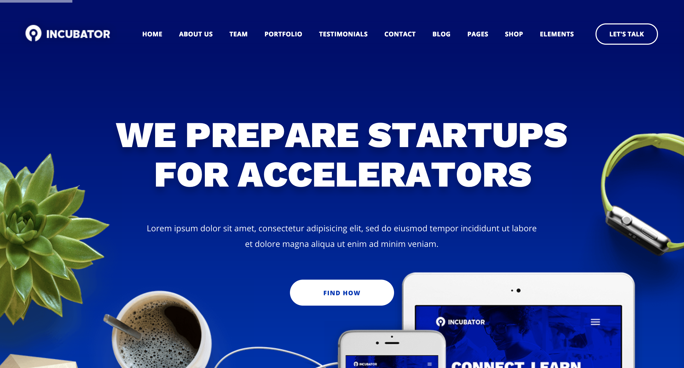 Incubator Startup – WordPress Startup Business Theme.png