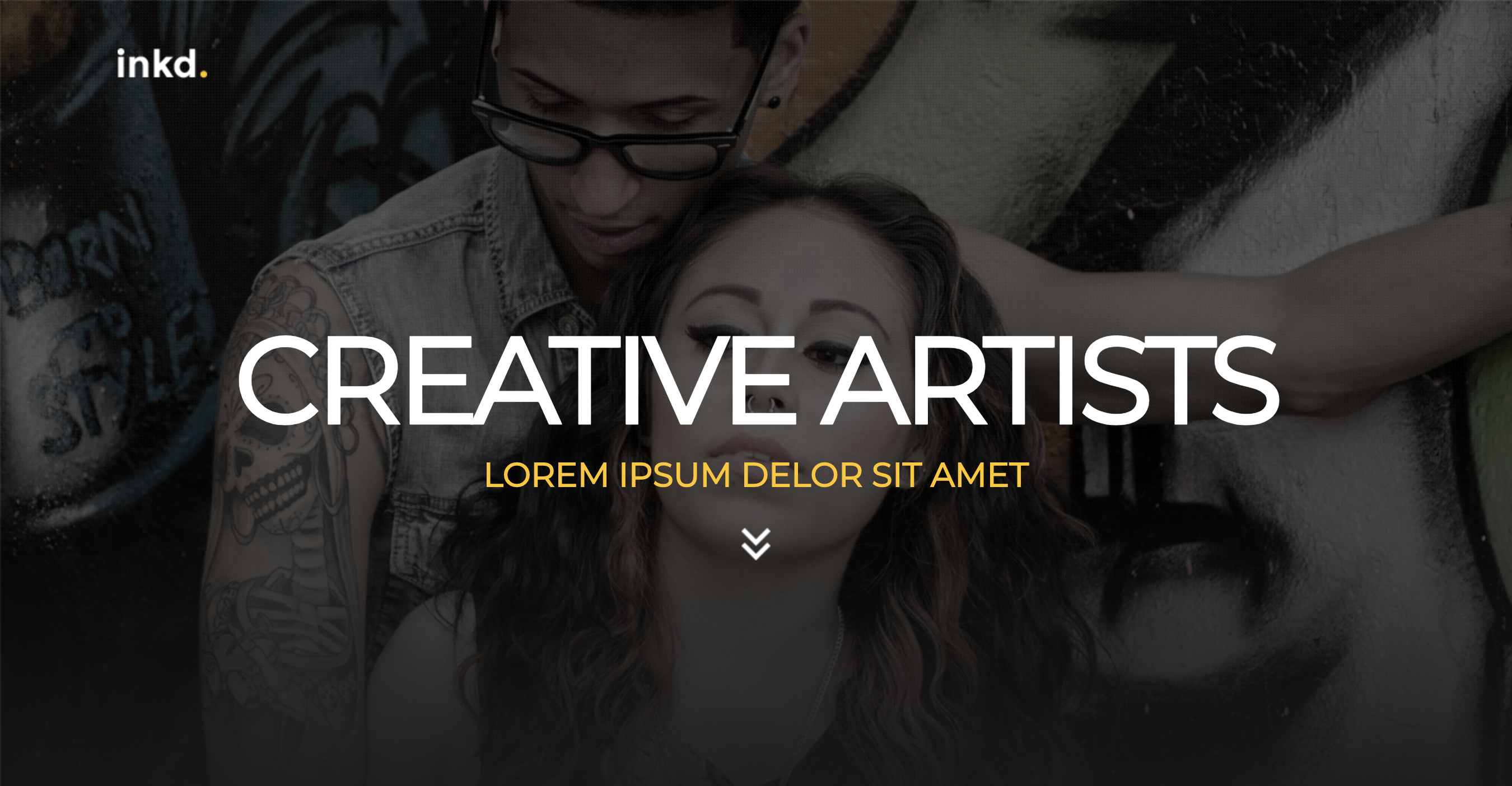 Inkd. Tattoo Studio One-Page WordPress Theme.png