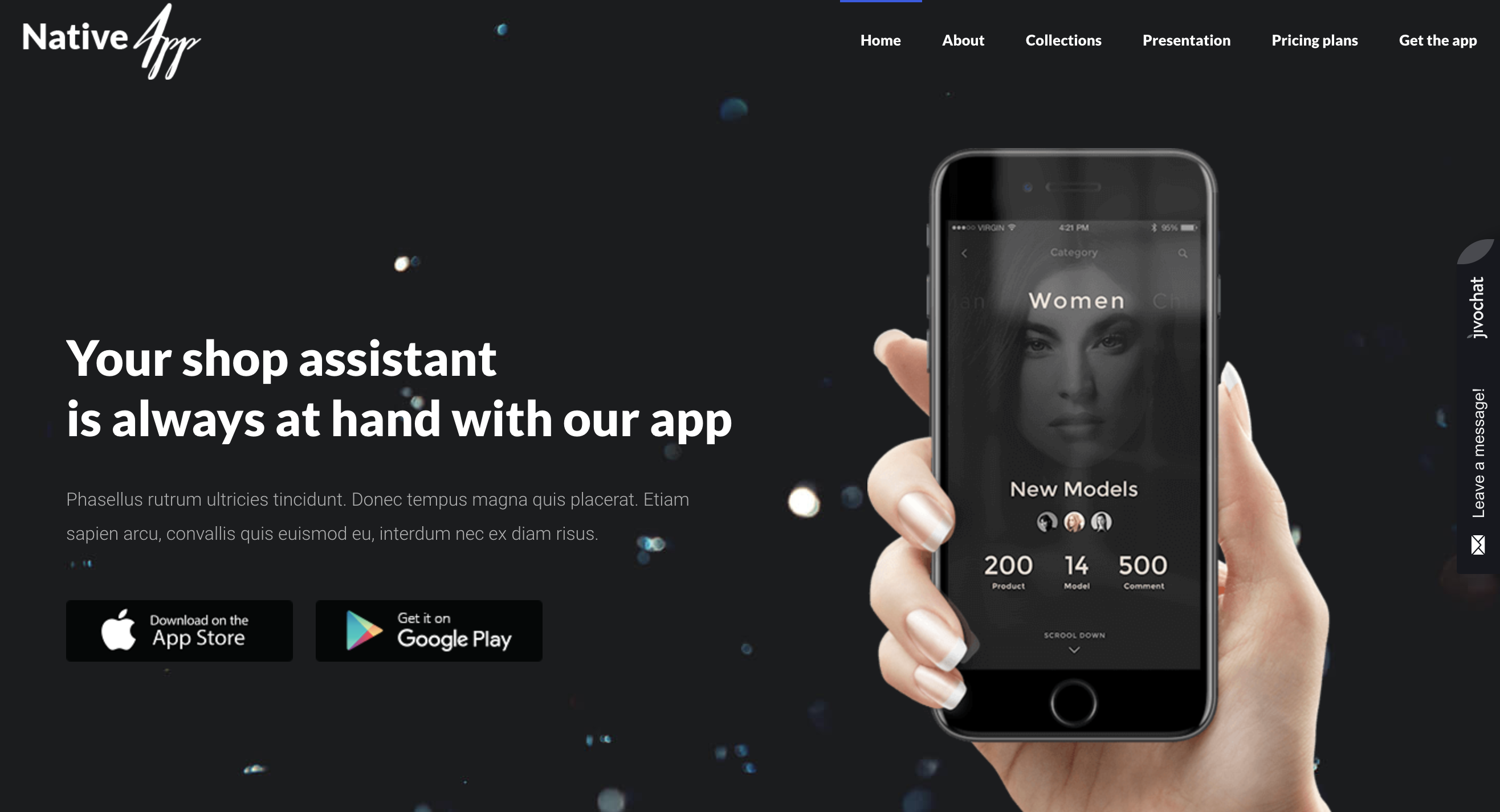 Best Landing Pages 2020.17 Best App Wordpress Themes 2020
