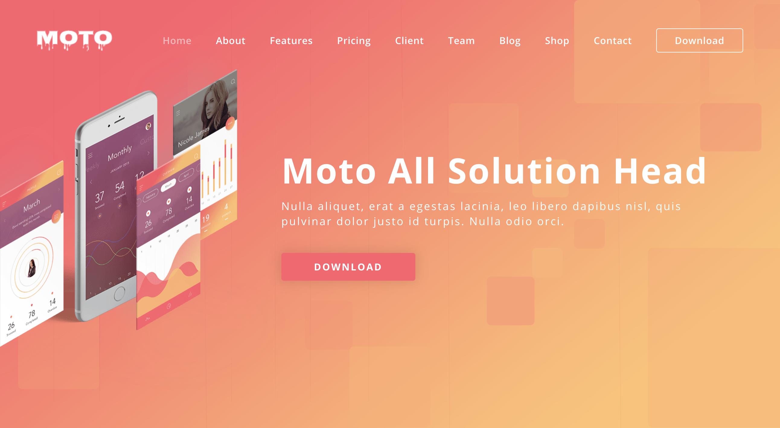 Moto – Multipurpose Landing Page Theme.png