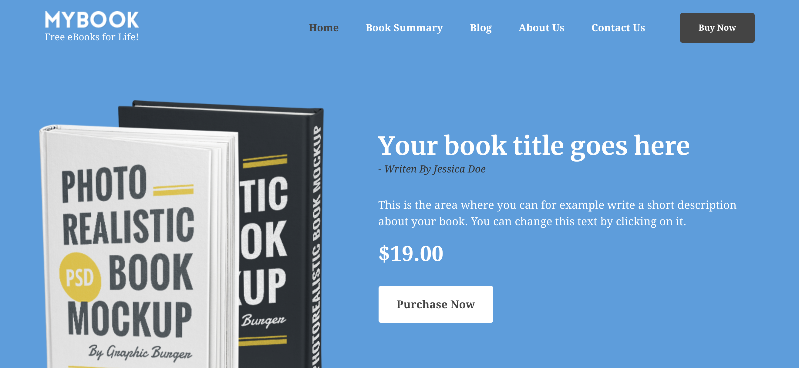 MyBook book launch wordpress theme website.png