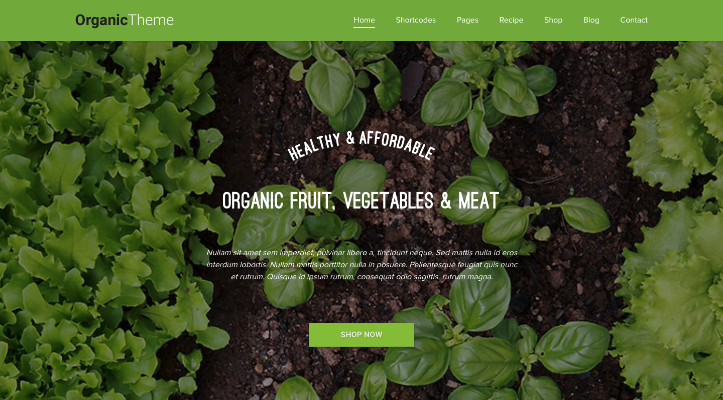 ORGANIC | Organic Farm & Food Business WordPress Theme.png