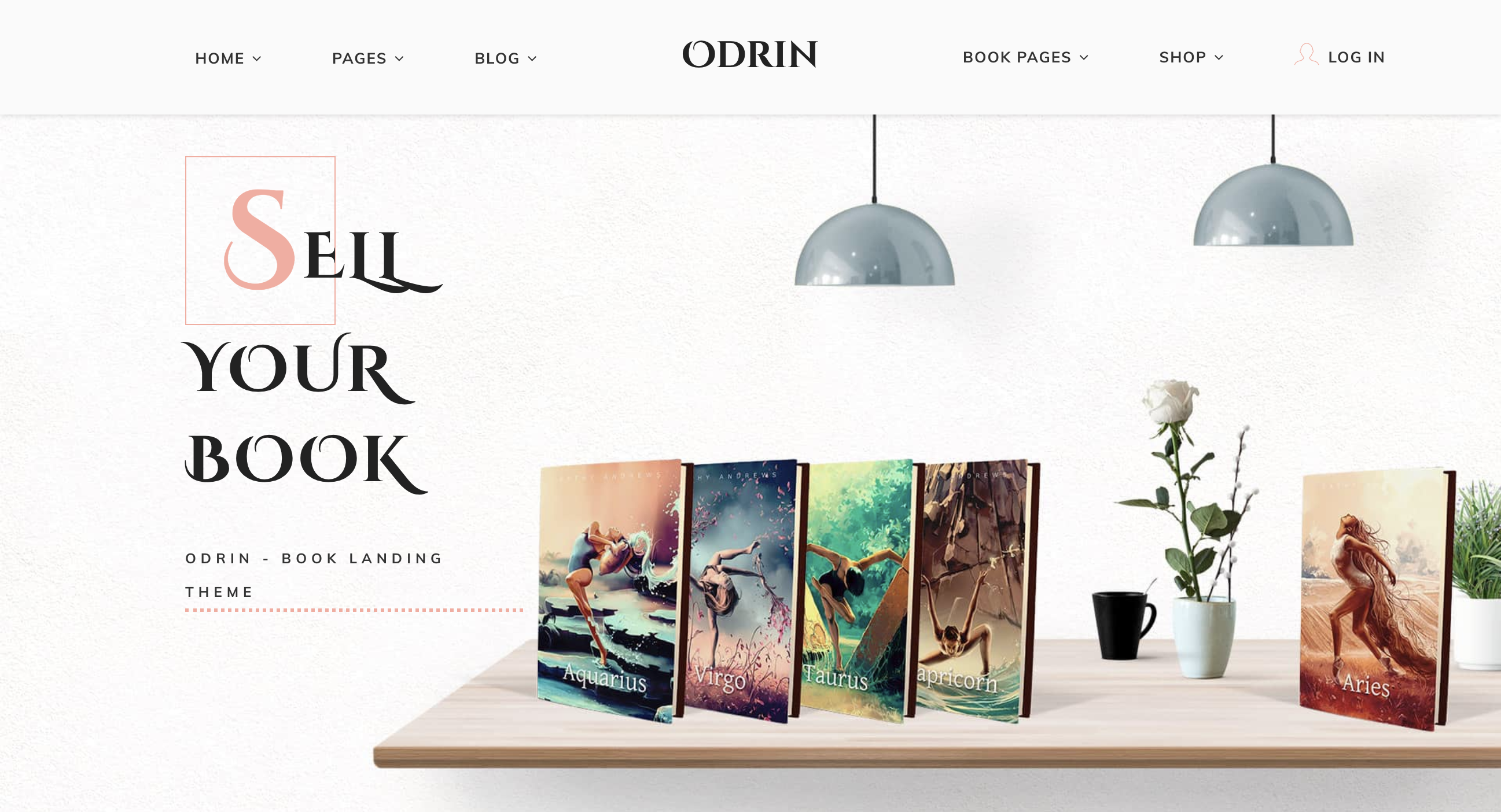 Odrin - Book Selling WordPress Theme for Writers and Authors.png