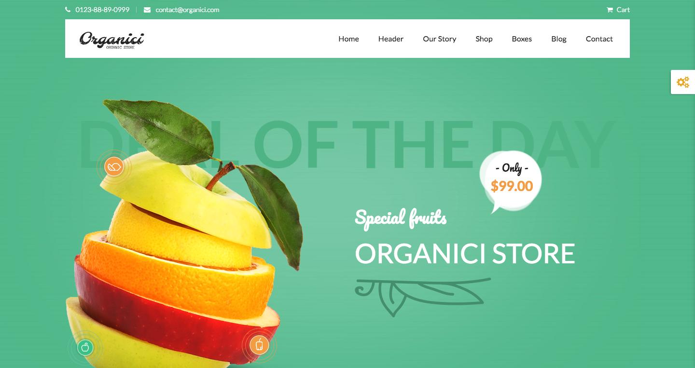Organici - Organic Store & Bakery WooCommerce Theme.png