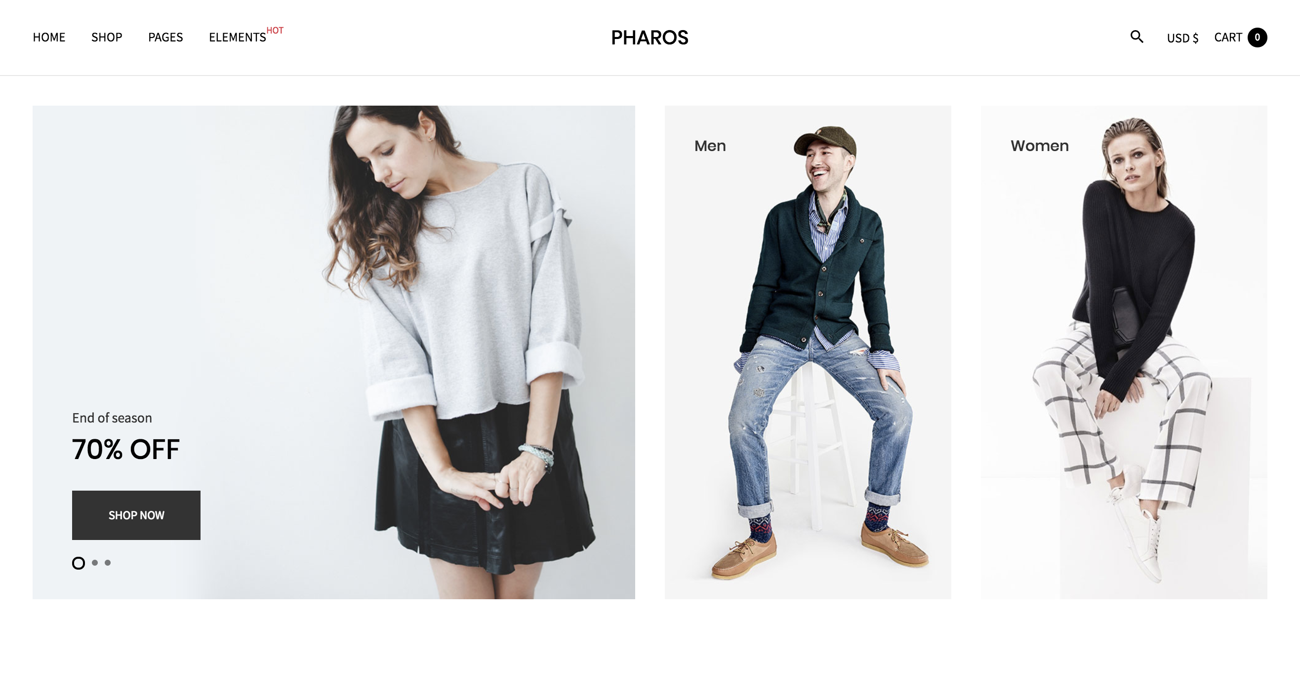 Pharos - Minimalist, Clean and Simple WooCommerce Theme.png