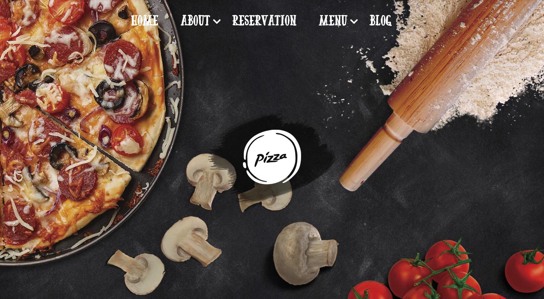 Pizza - Restaurant Cafe WordPress Theme.png