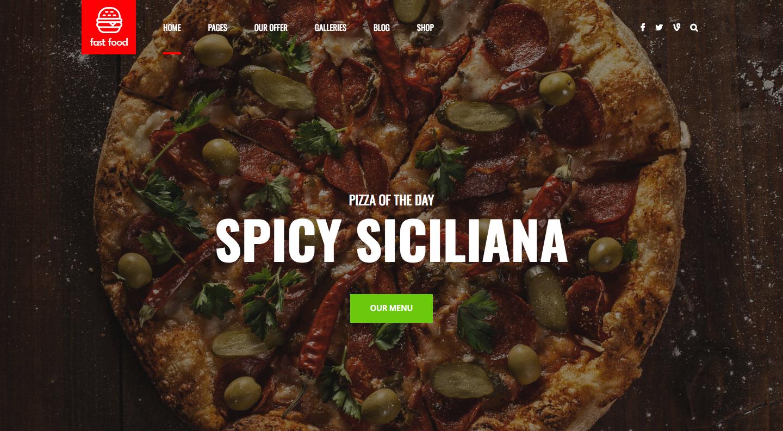 Pizzeria wordpress theme - Fast Food - WordPress Fast Food Theme.png