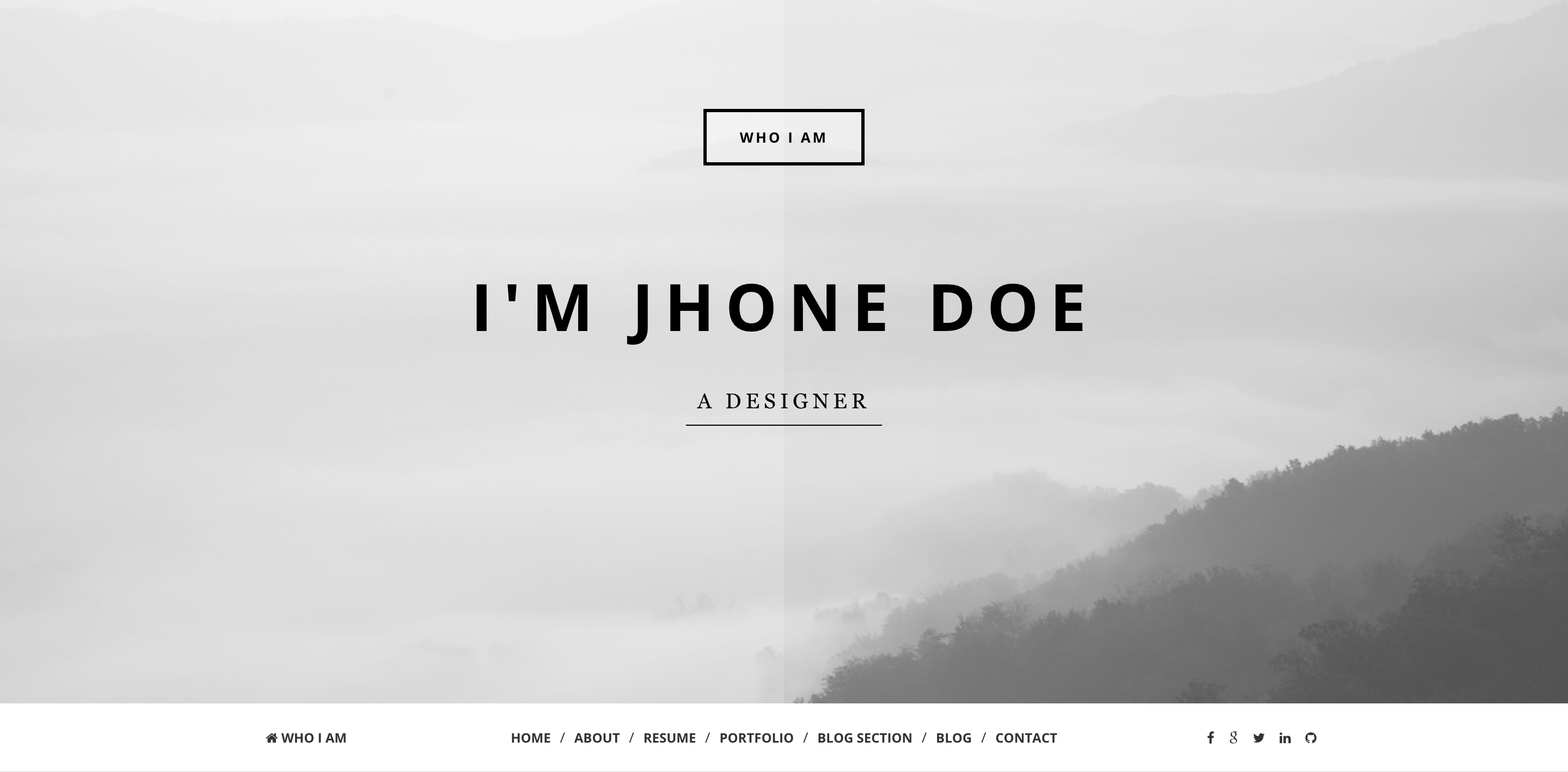 Who I Am Personal Resume and Portfolio wordpress theme.png