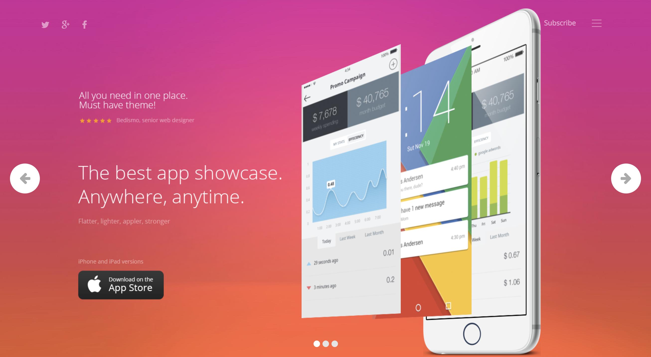 WordPress App Showcase Theme.png